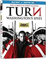 Turn: Washington's Spies [Blu-ray] [Import]