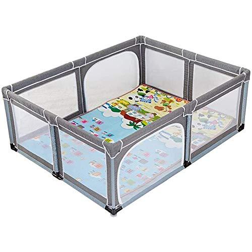 Speel Yard Baby Box Game Fence Children's Kid's Safety Activity Centre Omheining Van De Veiligheid Crawling Playground Baby Box
