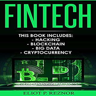 Fintech: Hacking, Blockchain, Big Data, Cryptocurrency cover art