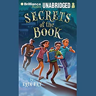 Secrets of the Book cover art