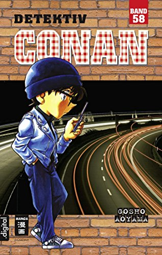 Detektiv Conan 58 (German Edition)