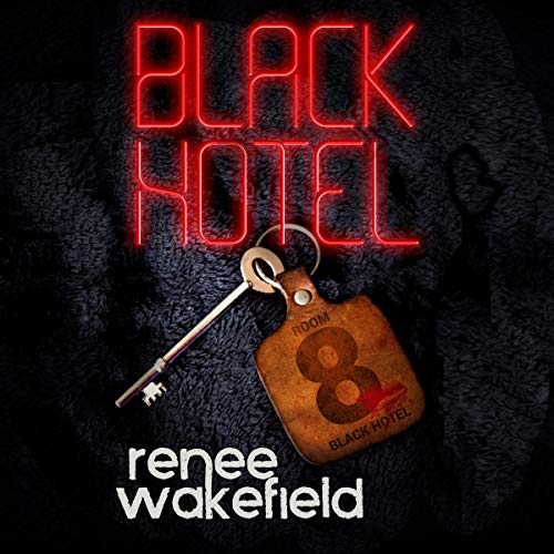Black Hotel audiobook cover art