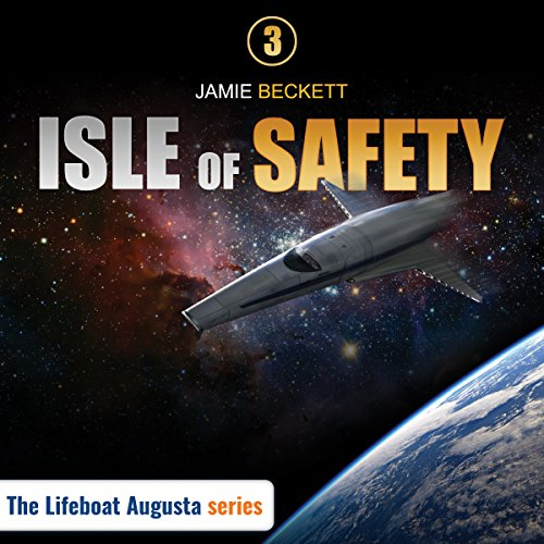 Isle of Safety audiobook cover art