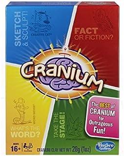 Hasbro A5225 Cranium Board Game, Multi Color