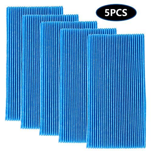 Luftreiniger Zwei Schichten Filter Zubehörteil Fit für DAIKIN MC70KMV2 MCK57LMV2 5st