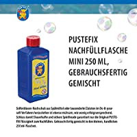 Carrera Toys PUSTEFIX - Ricarica per Bolle di Sapone, 250 ml #2