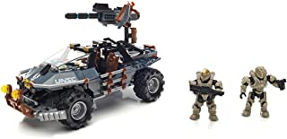 Mega Bloks Halo Dual Mode UNSC Warthog