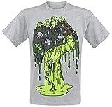 Terminal X-Box: Zombie Hand (T-Shirt Unisex TG. L) Merchandising Ufficiale