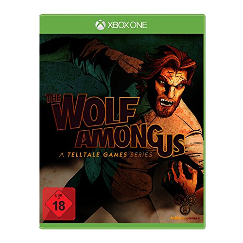 The Wolf Among Us [Importación Alemana]
