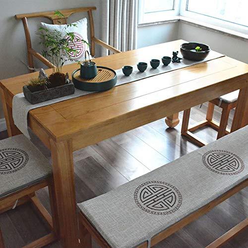 DL&VE Sponge Patio Furniture Cushion,Non Slip Bench Cushion,Bench Stretch Custom Cushion,Custom Shoe Changing Stool Shoe Cabinet