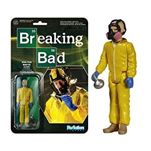 Breaking Bad Walter White Cook Version ReAction Figure by FunKo 5