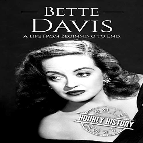 『Bette Davis (A Life From Beginning to End)』のカバーアート