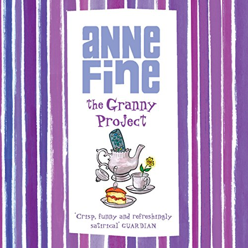 The Granny Project audiobook cover art