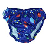 FINIS unisex baby Briefs and Toddler Swim Diaper, Space, 3T US