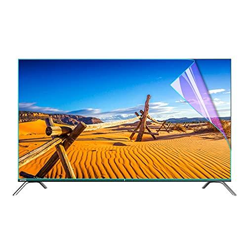 AMDHZ Adecuado para LCD, LED, 4K OLED y QLED, Protector de Pantalla, Prevenir el Reflejo de Fácil de Montar, Aliviar la Fatiga Ocular (Color : Matte Version, Size : 52 Inch 1161X661mm)