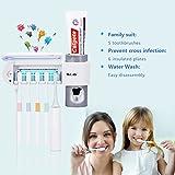 Zoom IMG-2 meco porta spazzolino elettrico sterilizzatore