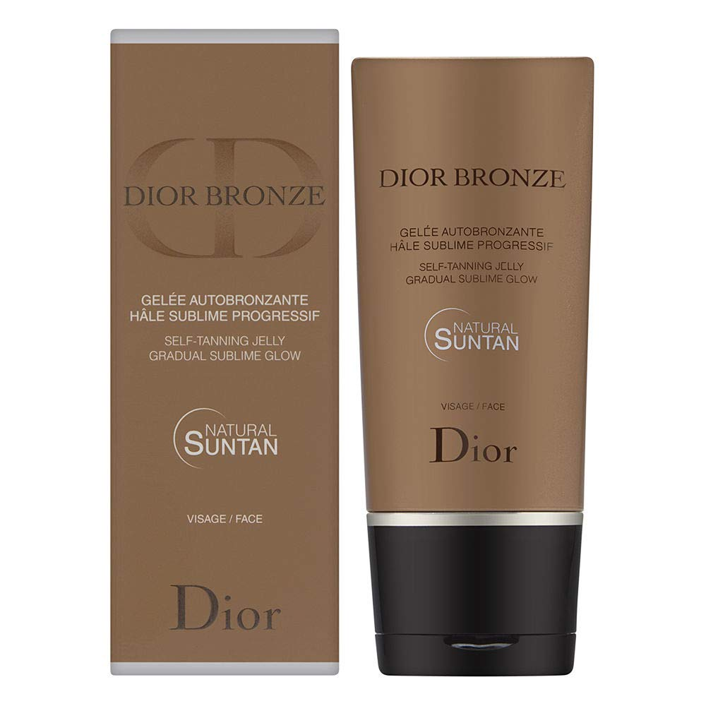 Christian Dior Bronze Popular product Self-Tanning OFFer Gl Sublime Jelly Gradual