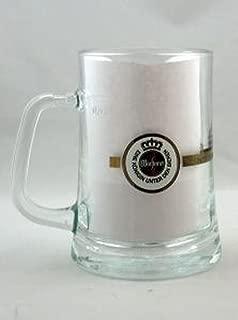Warsteiner German Beer Mug Glass 0.5L
