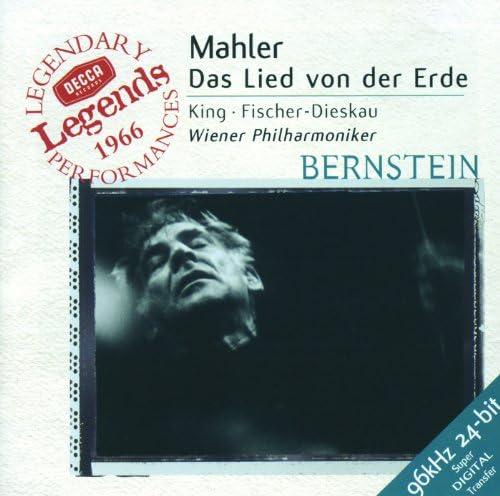 ジェームズ・キング, ディートリヒ・フィッシャー=ディースカウ, ウィーン・フィルハーモニー管弦楽団, Leonard Bernstein & グスタフ・マーラー