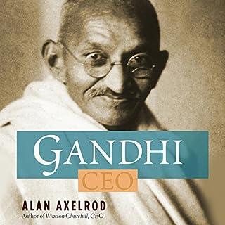 Gandhi CEO cover art