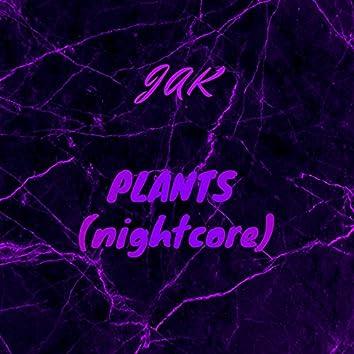 PLANTS (Nightcore)