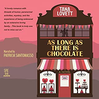 As Long as There Is Chocolate audiobook cover art