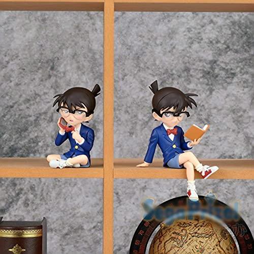 2 Pezzi Anime Figure Detective Conan Action Figures 12Cm Cartoon Figure Decoration Collection Model Toy Regali Di Compleanno Per Bambini Di Natale 12Cm