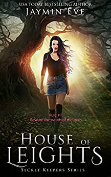 House of Leights (Secret Keepers series Book 3) by [Jaymin Eve]