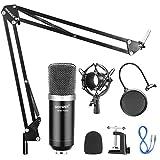 Zoom IMG-2 neewer microfono a usb per