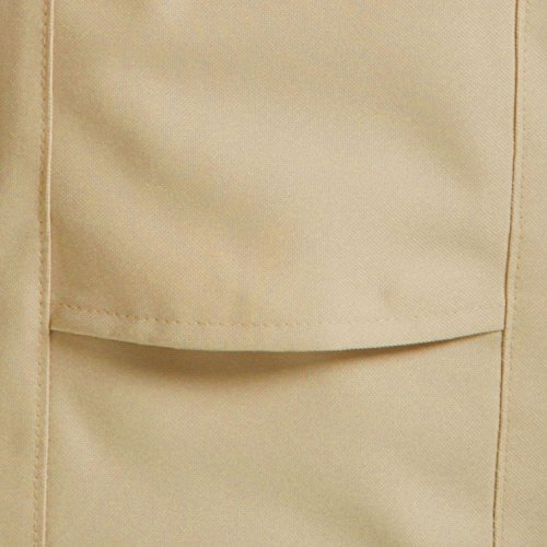 Classic Accessories Patio-Heizpilz-Abdeckung für die Terrasse, Kiesel, Passend für Heizpilze bis zu 86,36 cm Kuppel und 46,99 cm Boden - 7