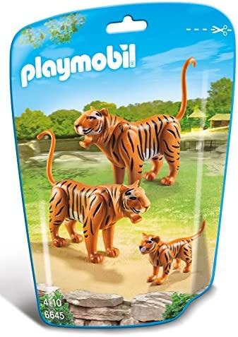 PLAYMOBIL Tiger Family product image