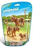 Playmobil - 6645 - Le Zoo - Tigres
