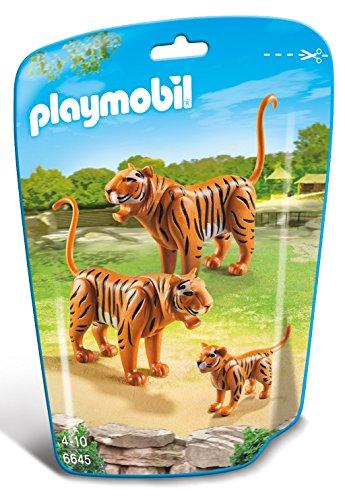 PLAYMOBIL: Familia de Tigres  66450