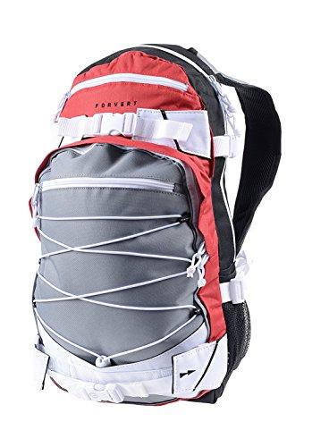 FORVERT Backpack Ice Louis, Multicolore 11, 50.5 x 26.5 x 12 cm, 19.5 Liter, 880229