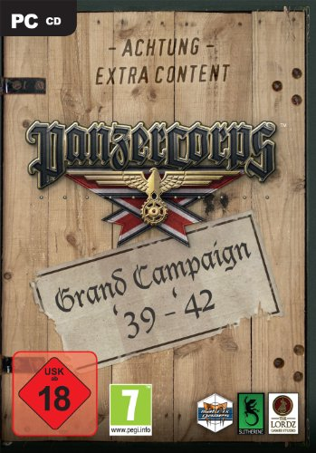 Panzer Corps: Grand Campaign '39-'42 (Add-On)