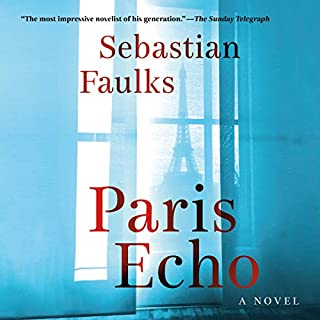 Paris Echo audiobook cover art