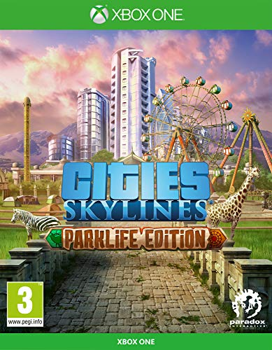 Koch Media - Cities: Skylines - Parklife Edition /Xbox One (1 GAMES)