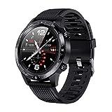 CMEET Reloj Inteligente,1.3In Femmes Homme Smartwatch Avec Moniteur De Sommeil Fréquence Cardiaque Toute La Journée Moniteur D'Activité Pour Android iOS