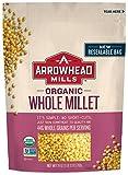 Arrowhead Mills Organic Whole Millet, 28 oz. Bag