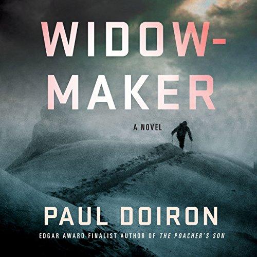 Widowmaker audiobook cover art