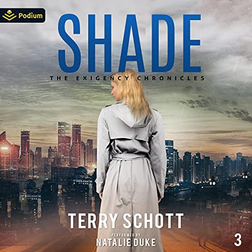 Shade cover art
