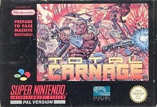 Total Carnage - Nintendo Super NES