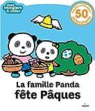La famille Panda fête Pâques