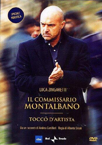Il commissario Montalbano- Tocco d'artistaVolume03