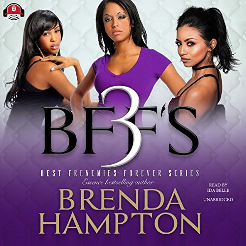 BFF'S 3 audiobook cover art