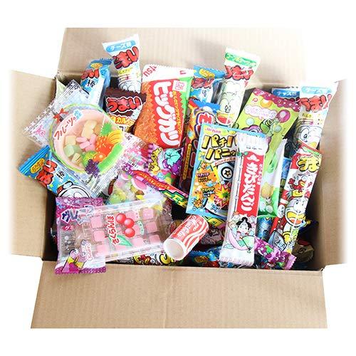 うまい棒(120本入り)・おまかせ駄菓子(30コ)セット
