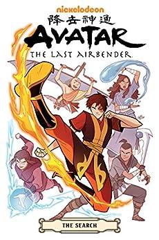 Avatar: The Last Airbender--The Search Omnibus by [Gene Luen Yang, Gurihiru]
