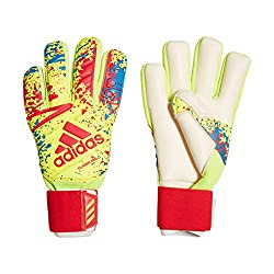 Multi-coloured ADIDAS Classic Pro goalie gloves