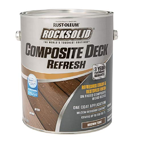 Rust-oleum 350060 Composite Deck Refresh Toner