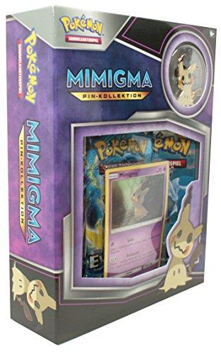 Pokemon 25944 - Pokémon Company -PKM Mimigma Pin Box De